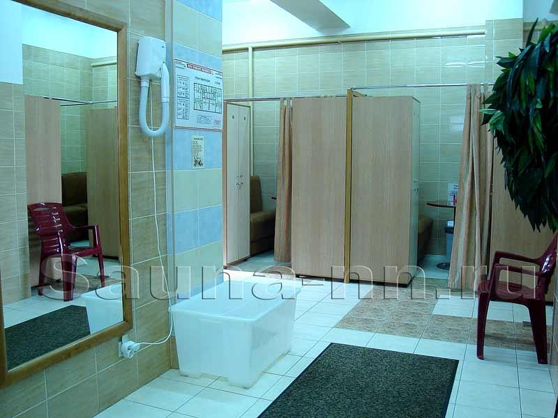 "Общие бани ""Люкс"" - Саврасовские бани"