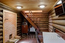 Баня на дровах - гостиная