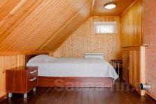 Баня на дровах - спальня