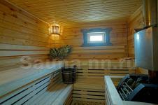 """Чистый Пушкин"" - бани на дровах на 8 гостей"