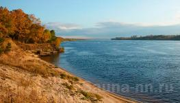 """База """"Дубки"""" - 295м до реки Волга"""