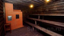 """Коттедж """"Стандарт"""" - баня на дровах"""