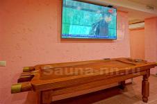 """""""Сауна 24"""" — номер 2 на 4 (до 6) гостей - массажный стол"""